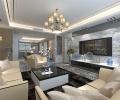 【西安城市人家】中建群贤汇:低调的现代奢华风格