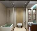 现代欧式卫生间装效果图
