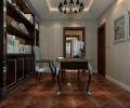 济南中海奥龙官邸别墅380平-欧式现代新古典风格装修设计案例