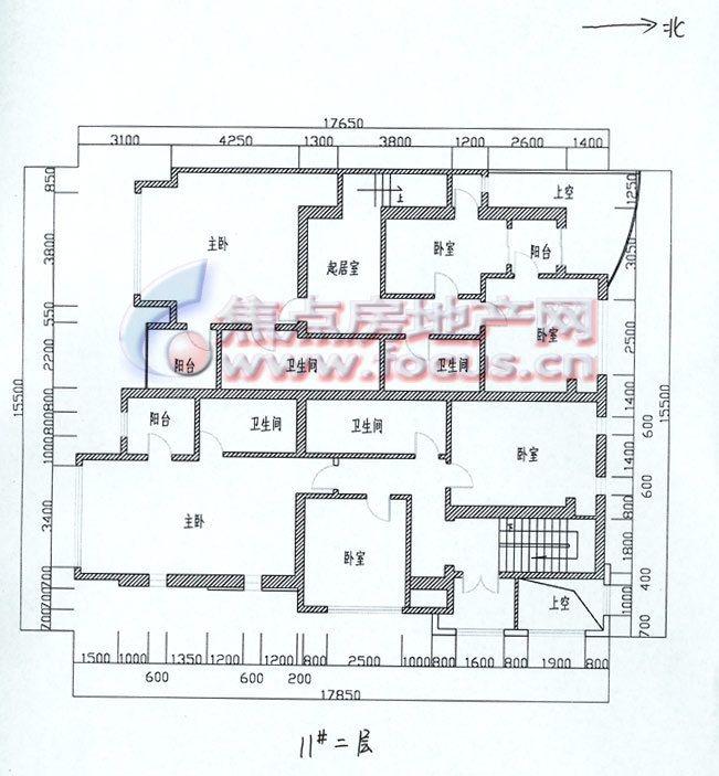 196平米王府家园 高贵品质