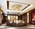清新素雅 彰显中式之美的休闲酒店装修案例欣赏