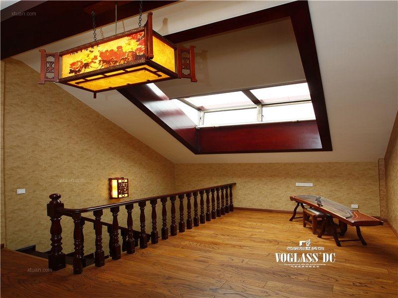 成都别墅装修首席设计推荐中式风格案例欣赏