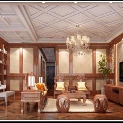 【中式古典风格】--抚州 华萃庭院中式别墅