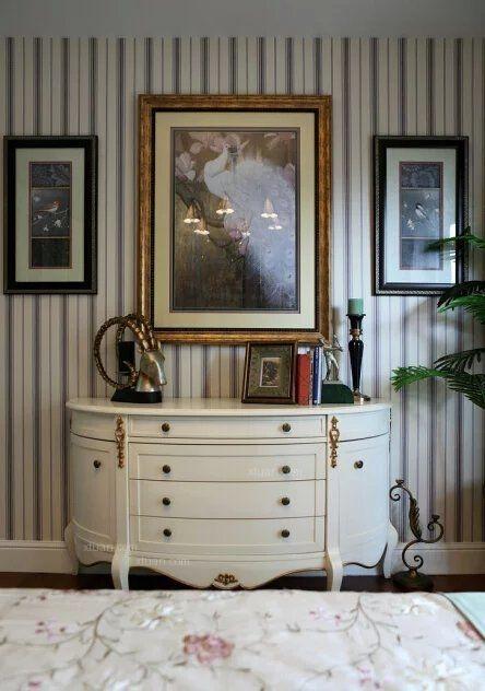 【实创装饰】金地湖城大境另类简欧风,变形金刚主题风格卧室