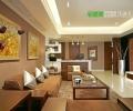 国贸天琴湾176平新中式风格