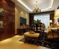 海港区120平2居古典且温馨的东南亚装修