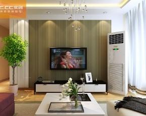 名辉豪庭78平米现代简约风