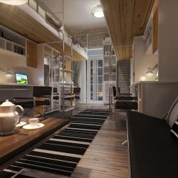 长沙大学四人寝室改造