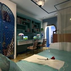 长沙大学二人寝室改造