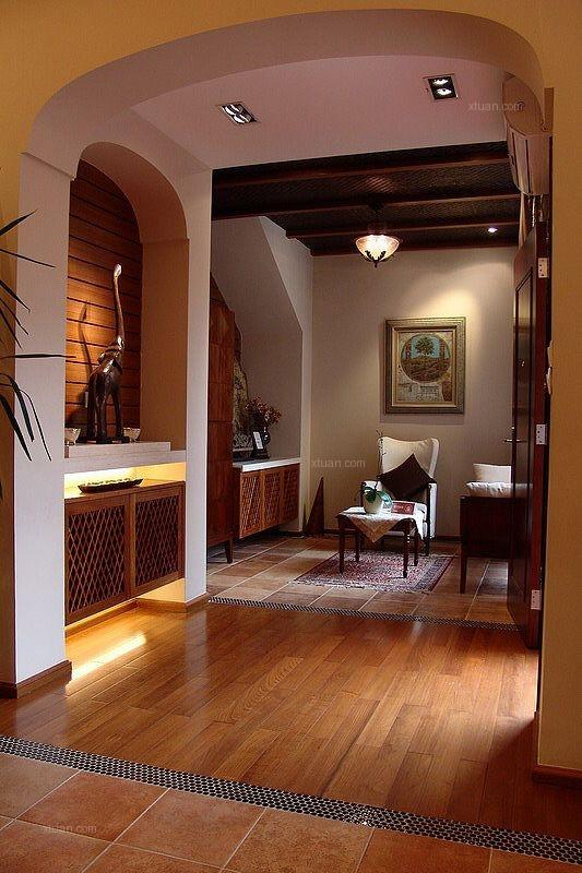 别墅西班牙风格客厅