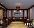 北京四合院会所设计效果图