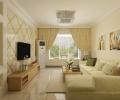 金舍德园95平两室暖心舒适装修尽享天伦之乐