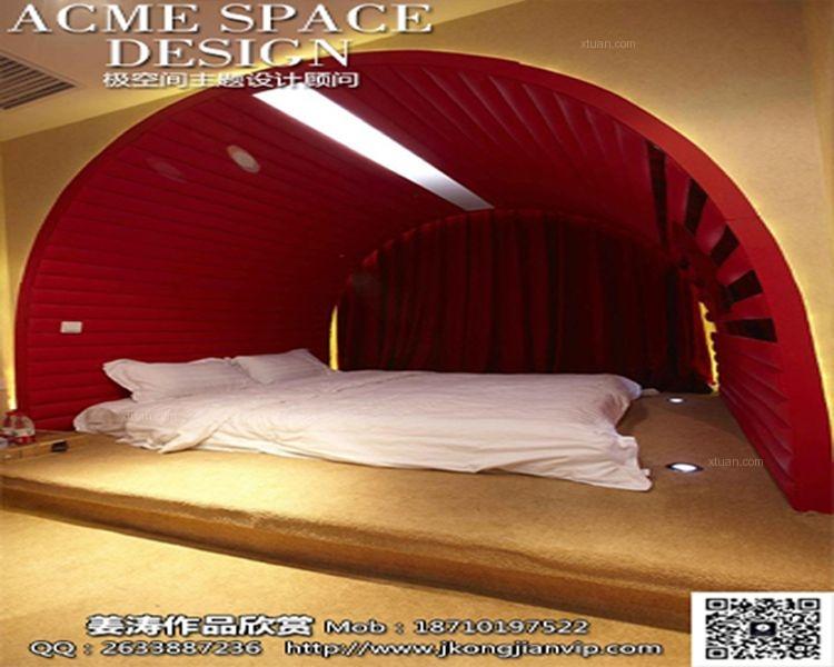 原创作品-主题酒店设计之玛德琳主题酒店