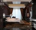 原创主题酒店设计作品之爱温蒂石家庄店