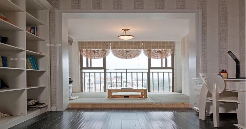 三居室法式风格休闲区