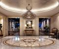 檀香湾花园别墅装修欧式风格设计方案
