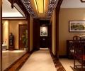 山海雅居140平三居中式装修案例
