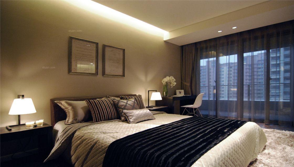 24城装饰-比华利国际-三居室-后现代风格