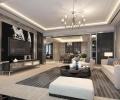 森兰名佳公寓装修现代简约风格设计