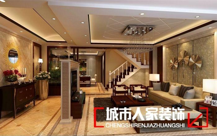 昌吉海棠小镇-别墅-精品设计
