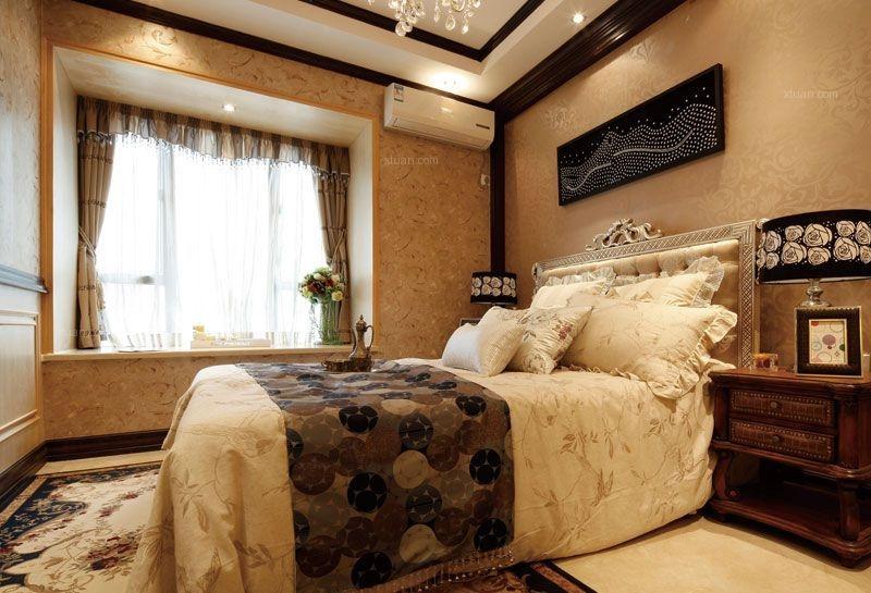 二十四城装饰-玺龙湾-别墅-法式风格