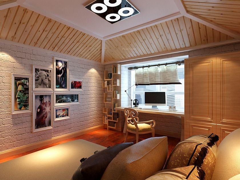 四居室古典风格儿童房