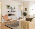 柔和淡雅的北欧风公寓,小空间也可以很漂亮!