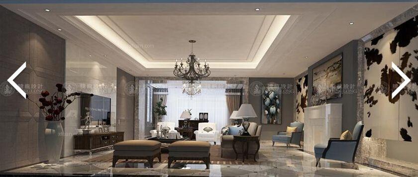 朱家角九间堂别墅美式风格设计