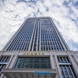 【写字楼规划设计】珠海蓝海金融中心写字楼