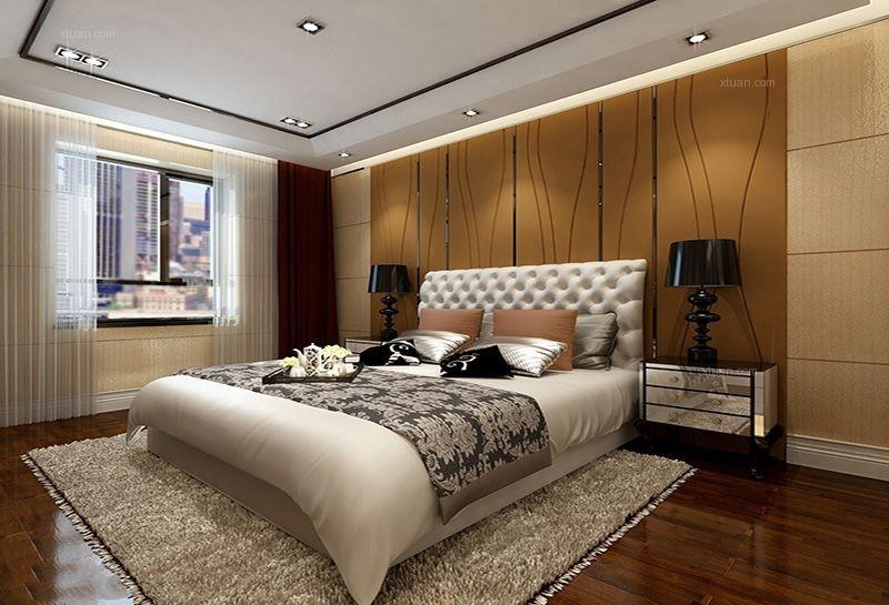 24城装饰-麓山国际-三居室-港式风格