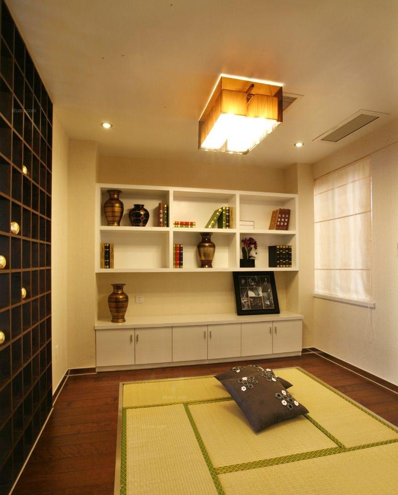 滟澜新宸别墅的中式风格