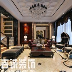上海公馆 古典欧式风格
