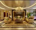 盛和天地人和-使用200平米欧式风格-哈尔滨麻雀装饰公司