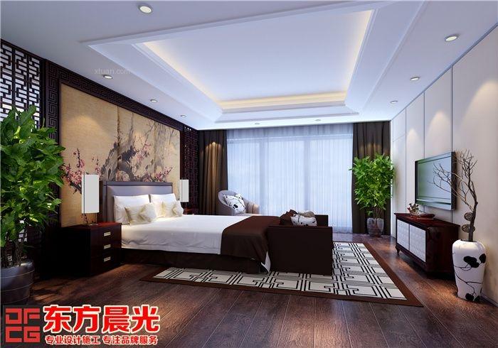 北京四合院设计中式悠香