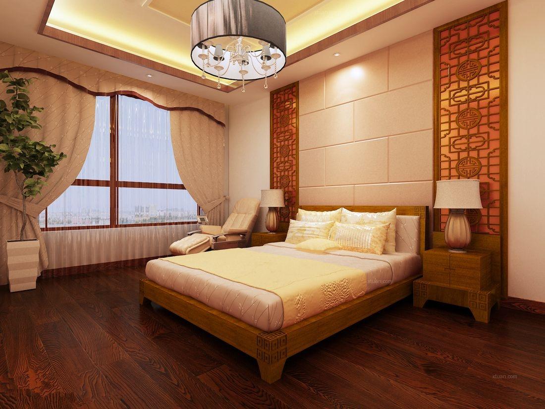 北京四合院装修设计中式大气灵动韵味