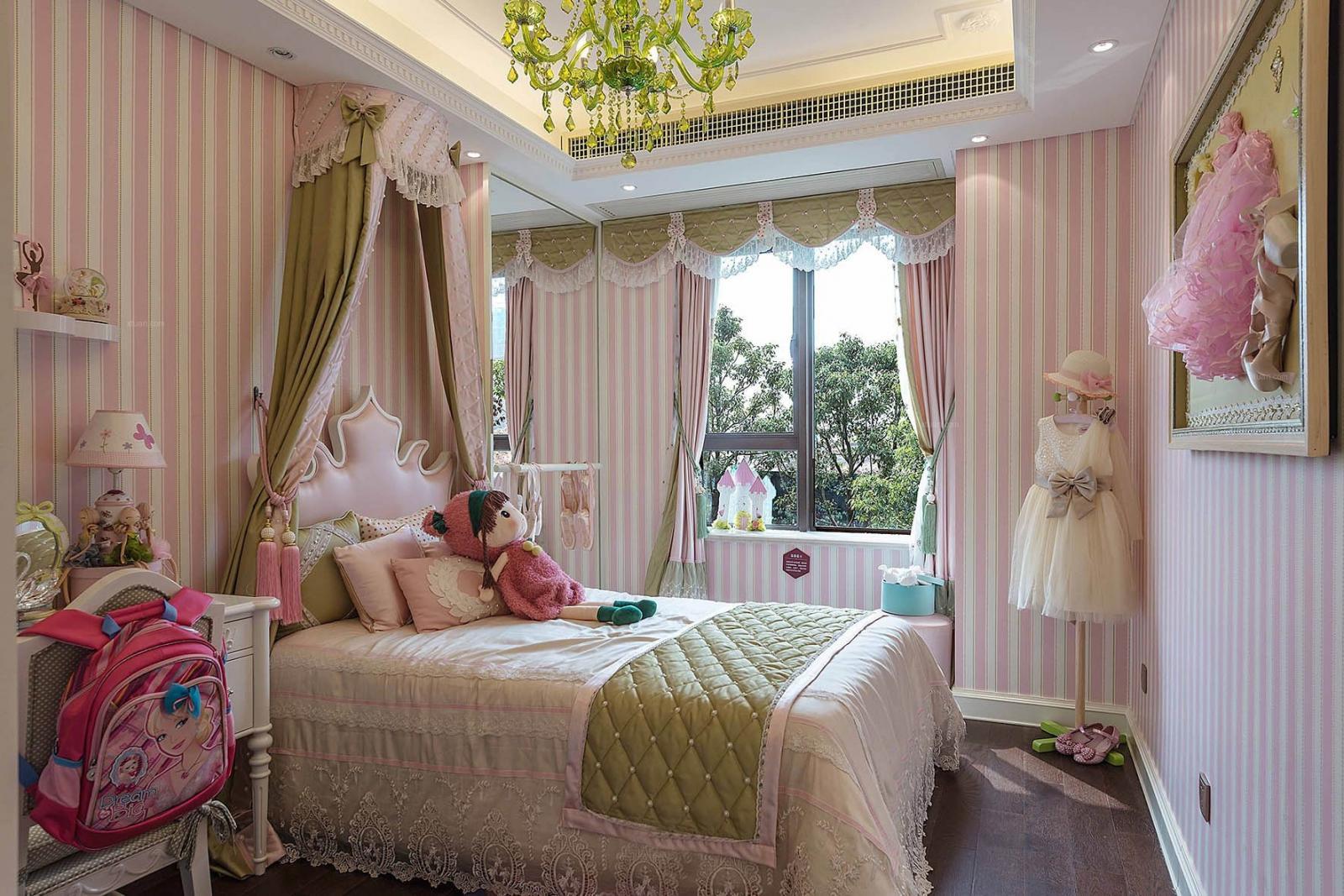 浪漫优雅法式风格海润紫玉公馆