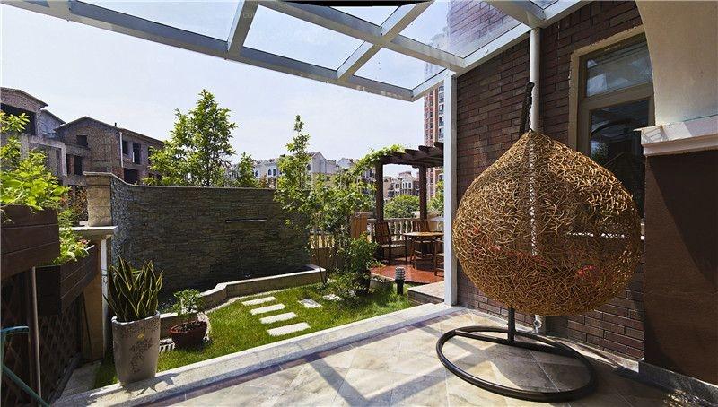 悬空撑钢结构外接阳台