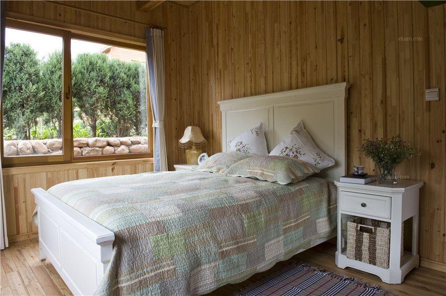 别墅乡村风格卧室