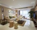 国宾中央区131平现代美式风格
