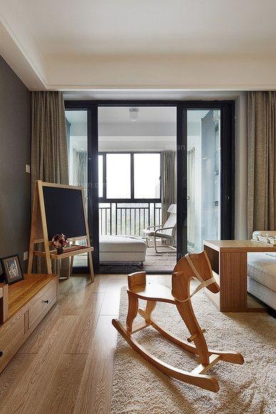 两室一厅北欧风格客厅