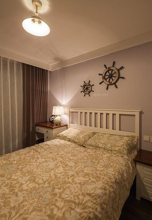 两居室美式风格卧室
