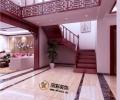 宜江南别墅300平中式风格