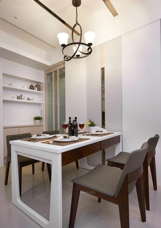 一居室现代简约餐厅