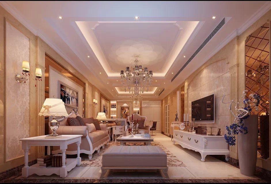 豪华套房简欧风格案例