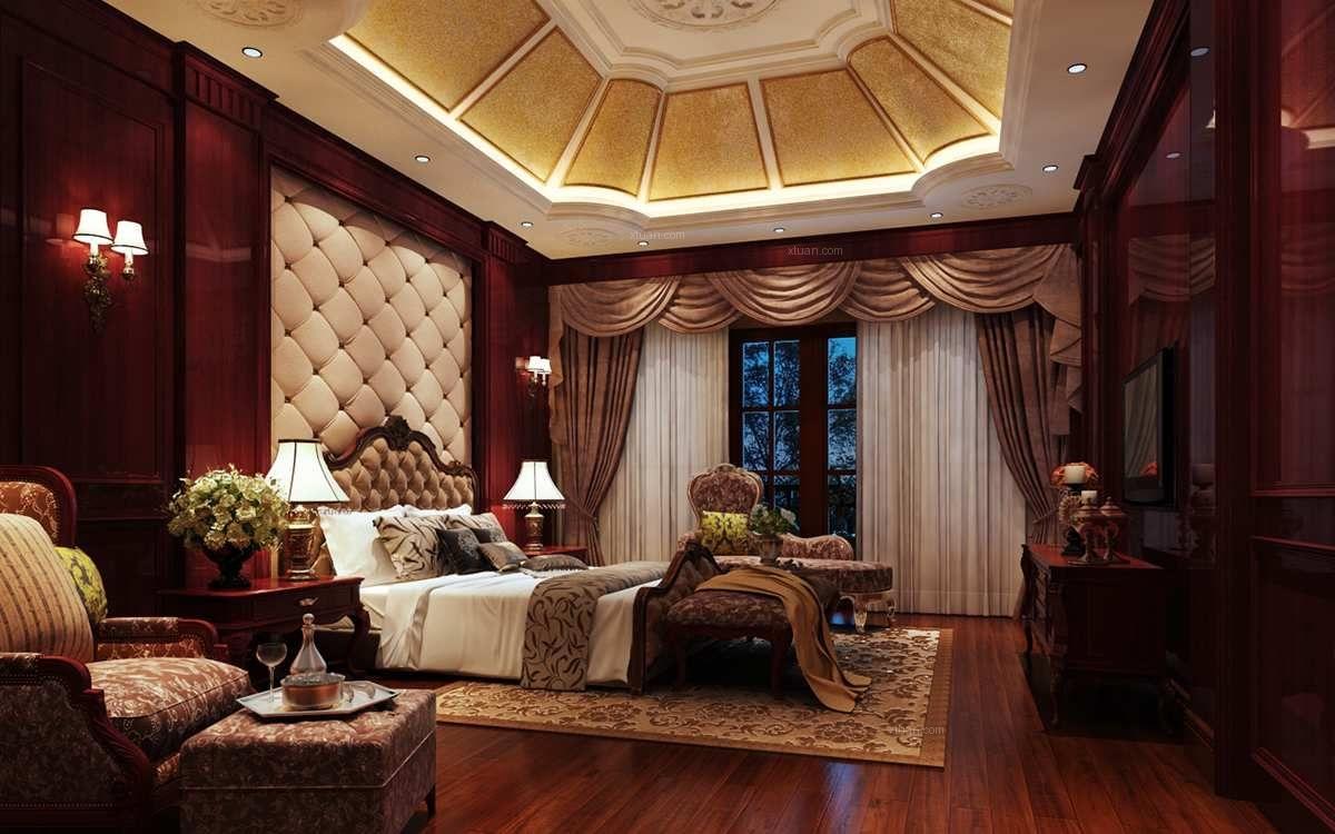 别墅简欧风格案例