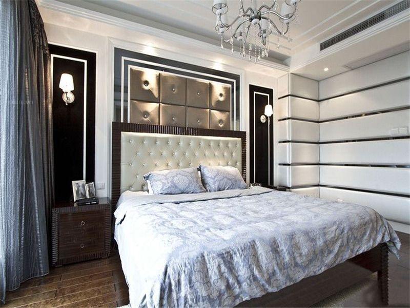 三室两厅古典风格卧室