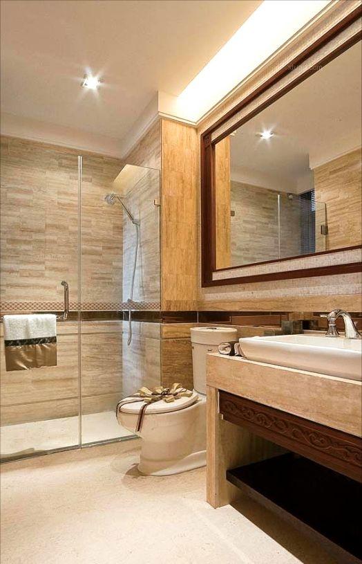 厕所 家居 设计 卫生间 卫生间装修 装修 524_815 竖版 竖屏