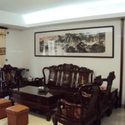 东风凤凰城1幢2201室装修实景图