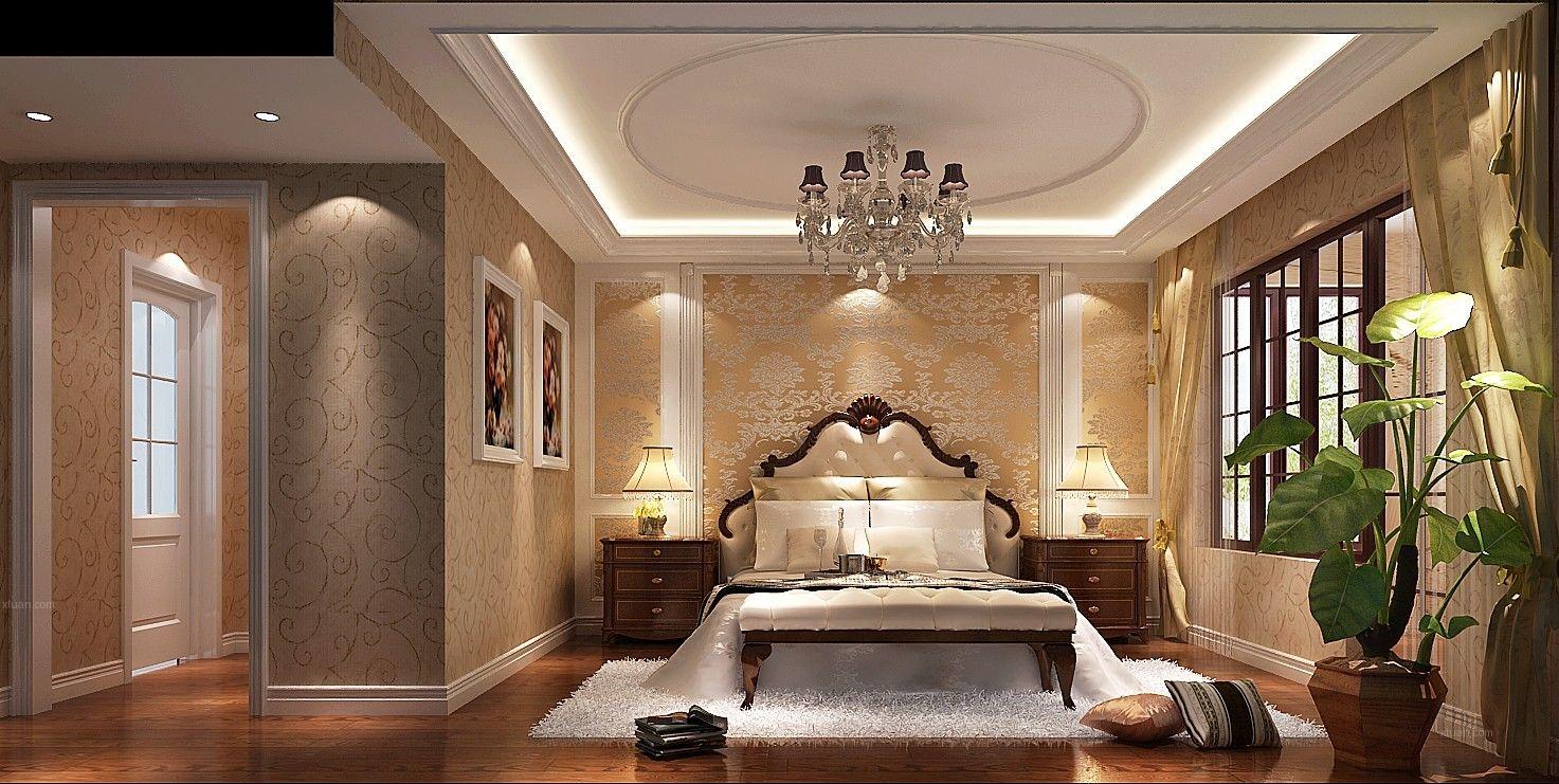 老洋房欧式风格卧室