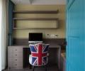 现代风格-泛海国际203平三居装修实景图